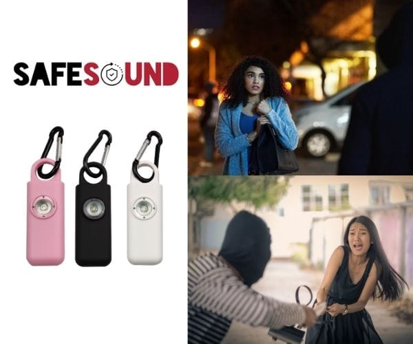 best personal alarms for women