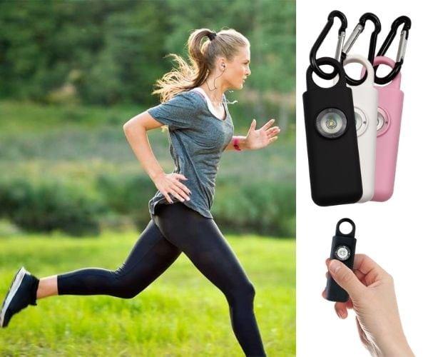 runner personal alarm