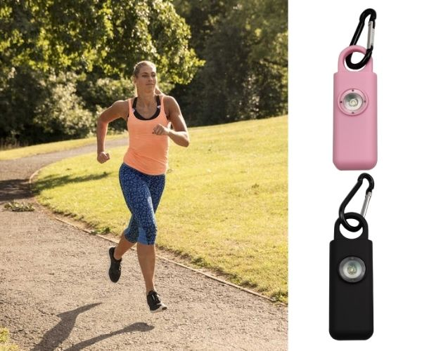 the runner personal alarm