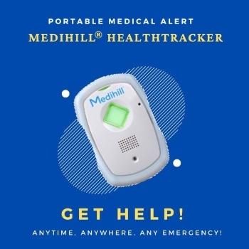 Medihill Fall Detection Medical Alert